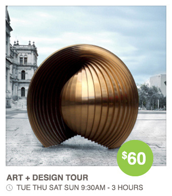 Art & Design Guided Walking Tour - Walk Brisbane