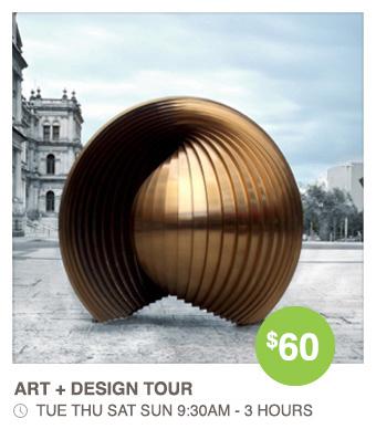 Art & Design Guided Walking Tour - Walk Brisbane
