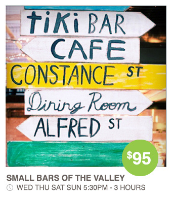 Small Bars of the Valley - Pubs & Bars in Brisbane - Walk Brisbane