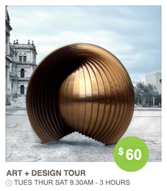 Art & Desing tour