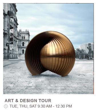 Art & Design tour