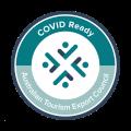 Covid Ready Badge