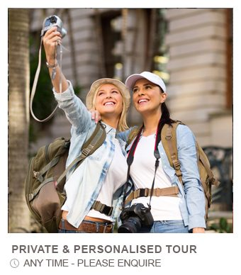 Private and Personalised Tour