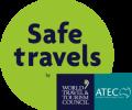 World Safe Travel Stamp